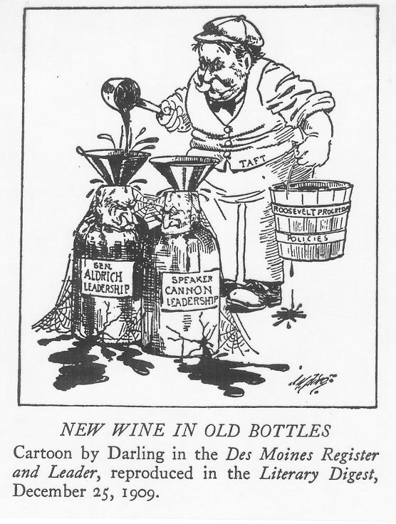 New Wine in Old Bottles - Dec. 25, 1909