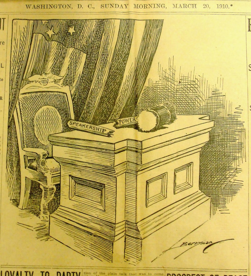 Empty Desk - Mar. 20, 1910