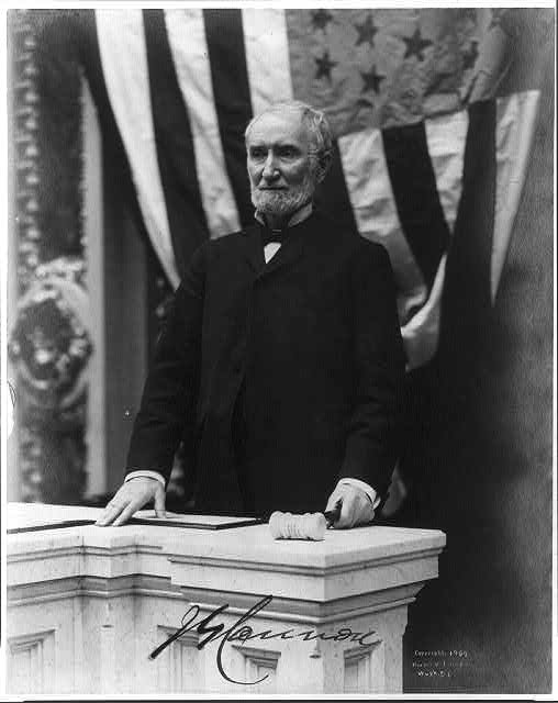 House Speaker Joseph G. Cannon, 1905