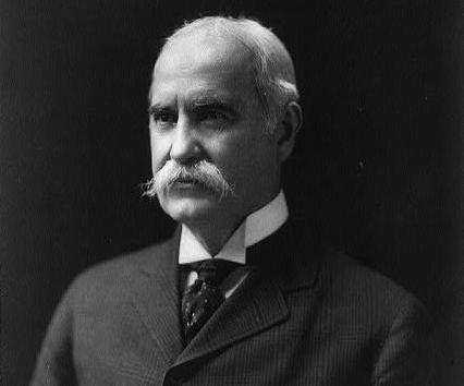 Senator Nelson W. Aldrich, 1902