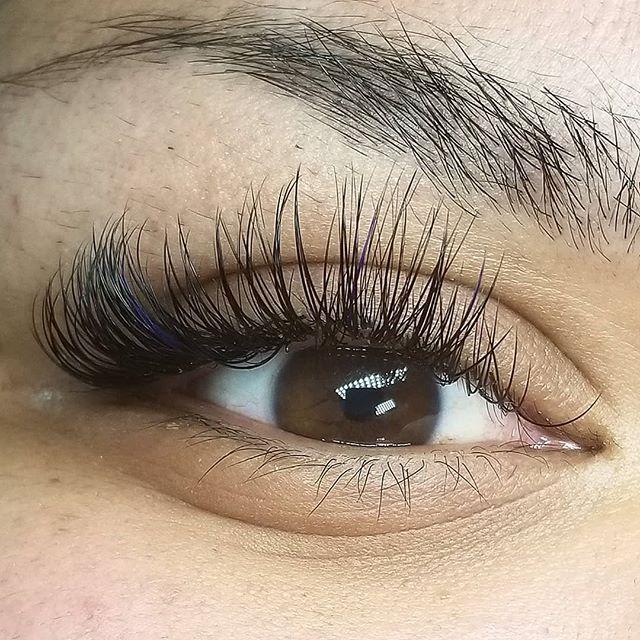 Don't forget we offer eyelash extensions now ❣ • • @ellies_esthetics • • #thisisboise #eyelashextensions #eyelashes #eyelashesonfleek #thickerthanasnicker #browneyes #lashes #lashbomb