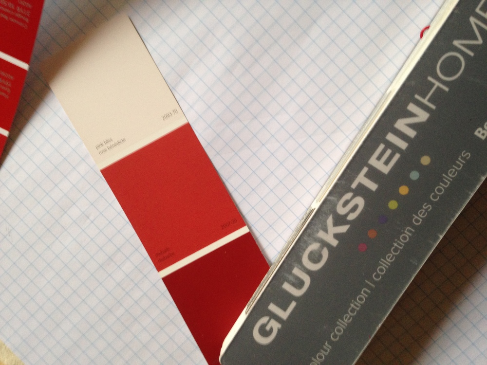 Rhubarb by Gluckstein Home and Benjamin Moore Paints