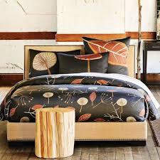 Twist on Mushroom bed textiles!