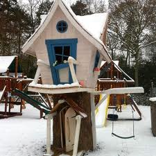 Whimsy of the crooked Tree House
