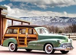 Vintage SUV