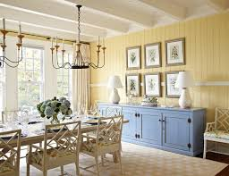 Morning Sun in a kitchen dining setting. Large windows effect the colour intensity and saturation. The airy effect is carried through in the light tones of the room.