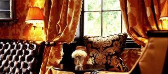Prestonfield House - Yellow Room  Edinburgh, Scotland