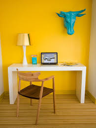 Modern workplace to inspire thoughts and go forward - Yellow Submarine.