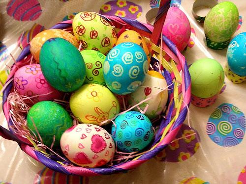 Designer Easter Egg - whimsy!