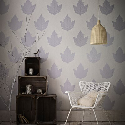 Wallpaper: Maple - a modern twist for a Canadiana Design!
