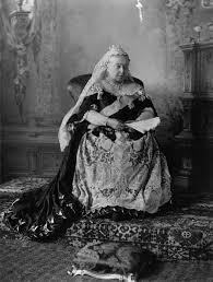 Queen Victoria.