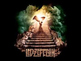 Not so much one we climb, but one we sing........Stairway to Heaven!