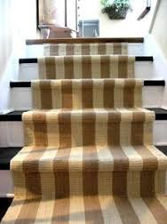 The Runner Tread, fluid to the tread & riser in Stripes. The wood is still accented on the side.