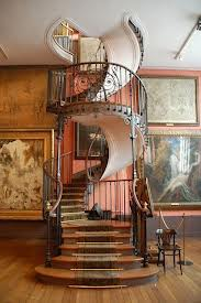The Whimsy of the spiral and the curiosity of where it goes.......Traditional.