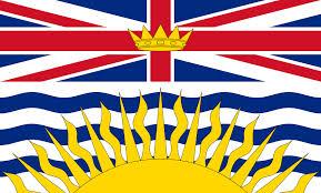 BC Provincial Flag