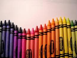 Crayons.......