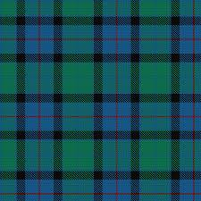 This is the Flower of Scotland, similar to the Graham of Montieth and Ancient Sutherland tartans.