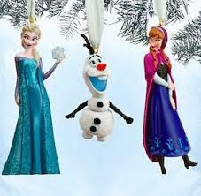 Frozen Tree Orniments!