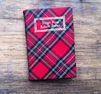 Classic wee Book of Burns....many Scottish folk have these. I even carry one in my bagpipe case!