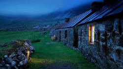 Cottages in the Glens....or hills.