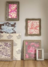 Framed out wallpaper collection.