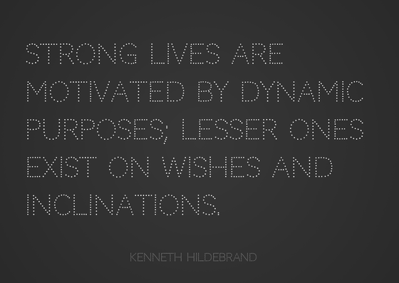 Kenneth Hilderbrand quote