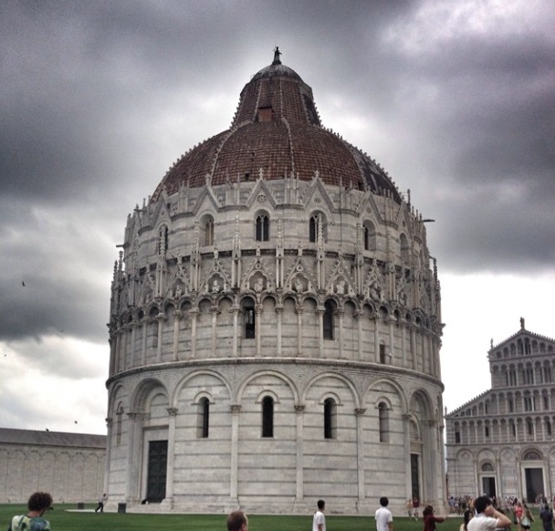 Baptistry of Pisa