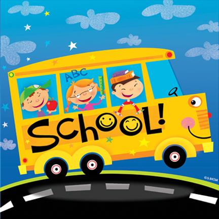 School Bus-12-A