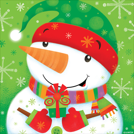 Snowman-12-B