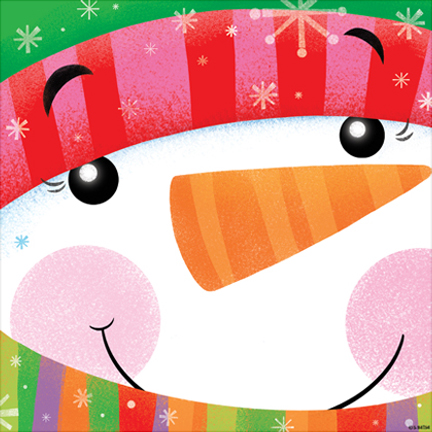SnowmanFace-11-A