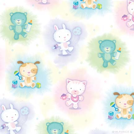 BBY11-baby animals