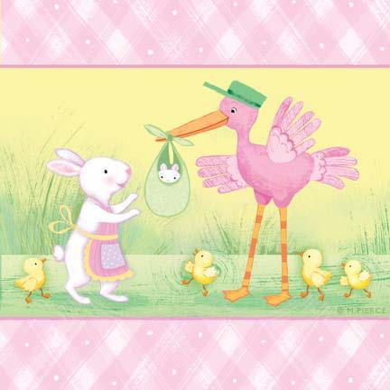 BBY11-stork bunny