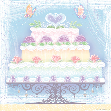 WED11-butterfly cake