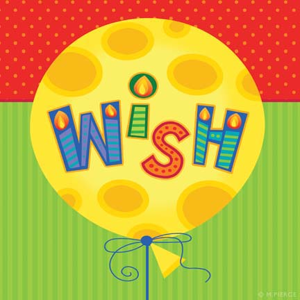 BD-13-WISH BALLOON
