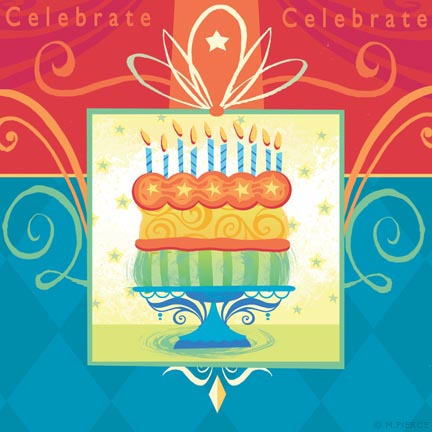 bday-10- celebrate cake
