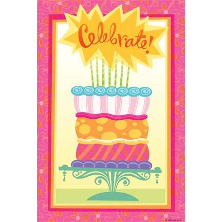 bday-10-celebrate cake