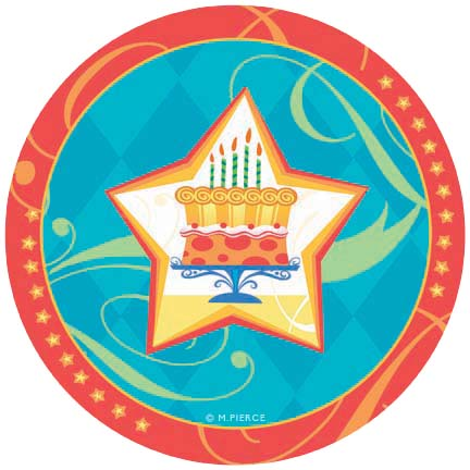 Bday-10-harlequin star circle B
