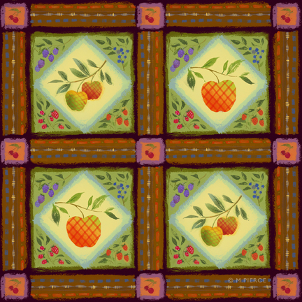 MNH08_apple blocks brown