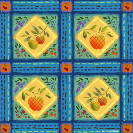 MNH08_apple blocks Blue