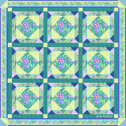 LBB_quilt teal