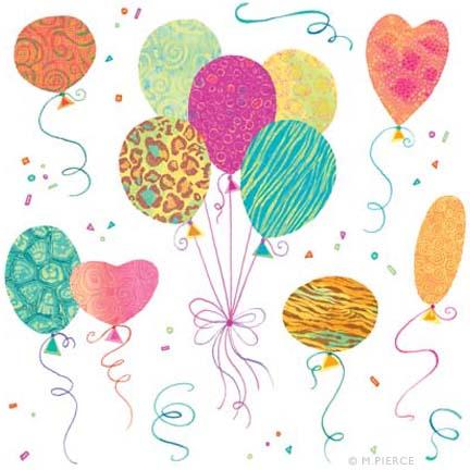Bday-08-animal balloons