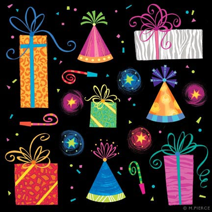 bday-10-gifts iconsBLK