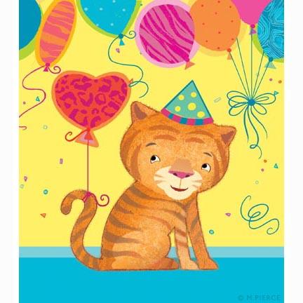 bday-10-tiger balloons