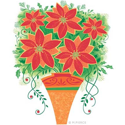 X_10DH-poinsettia vase icon