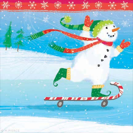 X_10WF-skateboard snowman
