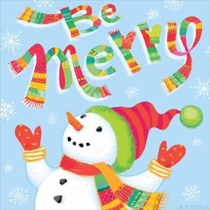 X_11-be merry snowman B