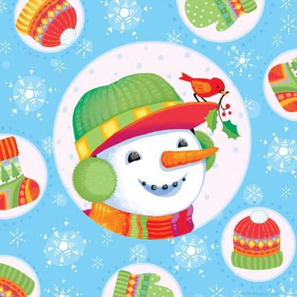 X_12-snowman head circles