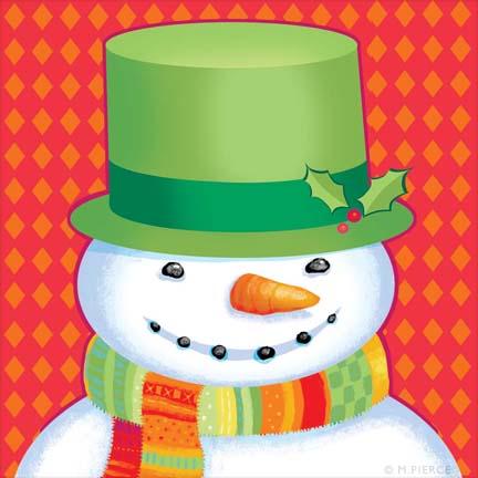 X_WF11-Snowman head Bsq