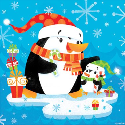 Penguin-11-B
