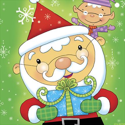 Santa elf-09-A